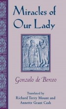 Berceo, Gonzalo De Miracles of Our Lady