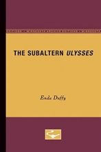 Duffy, Enda The Subaltern Ulysses