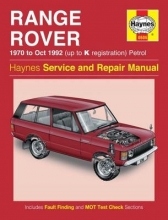 Haynes Publishing Range Rover V8 Petrol