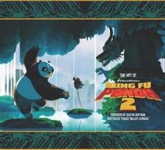 Miller-Zarneke, Tracey Art of Kung Fu Panda 2