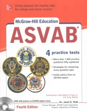 Wall, Janet E. Mcgraw-Hill Education ASVAB Top 50 Skills for a Top Score