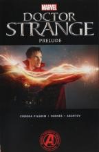 Marvel`s Doctor Strange Prelude