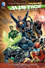Johns, Geoff Justice League: the New 52 5