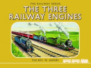 Awdry, Wilbert Vere Thomas the Tank Engine: The Railway Series: The Three Railwa