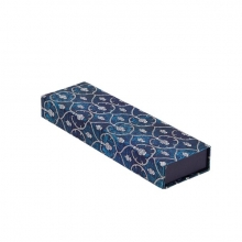 , BLUE VELVET PENCIL CASE