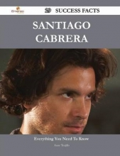 Trujillo, Anne Santiago Cabrera 29 Success Facts - Everything You Need to Know about Santiago Cabrera