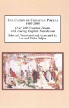 The Canon of Croatian Poetry, 1450-2000