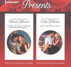 Milburne, Melanie,   Williams, Cathy Engaged to Her Ravensdale Enemy & Seduced into Her Boss` Service