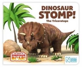 Willis, Jeanne Dinosaur Stomp! The Triceratops