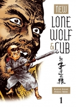 Koike, Kazuo New Lone Wolf and Cub 1