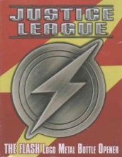 Justic League the Flash Bottle Opener