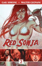 Simone, Gail Red Sonja 2