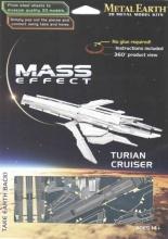 Mass Effect 3D Laser-Cut Model Sx3