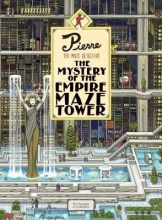 Maruyama, Chihiro Pierre The Maze Detective: The Mystery of the Empire Maze Tower