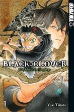 Tabata, Yuki Black Clover 01