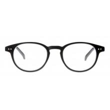Ycb003 , Leesbril icon matt rubberized black 1.50