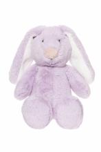 , Konijn jessie purple mini - knuffel - pluche