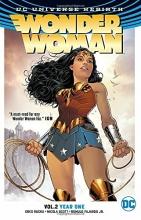 Nicola,Scott/ Rucka,,Greg Wonder Woman Hc02. Jaar één (rebirth)