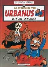 Urbanus De avonturen van Urbanus Urbanus 75 De worstenwurger