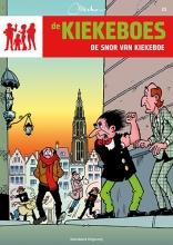 Merho De Kiekeboes 023 De snor van Kiekeboe