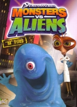 Monsters Vs Aliens 02
