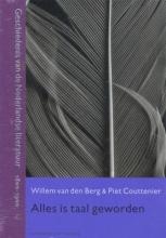 Willem van den Berg, Piet  Couttenier Alles is taal geworden