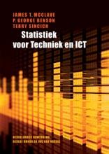 T. Sincich J.T MacClave  G.P. Benson, Statistiek voor Techniek en ICT