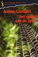 A.  Camilleri Het geduld van de spin