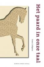 F. Collignon , Het paard in onze taal