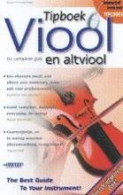 Hugo  Pinksterboer Tipboek Viool en altviool