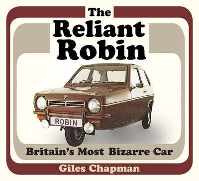Giles Chapman,The Reliant Robin