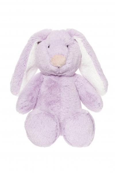 ,Konijn jessie purple mini - knuffel - pluche