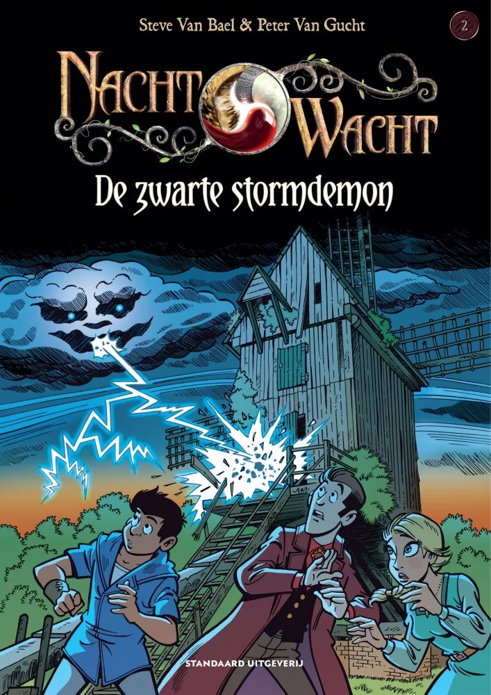 Steve Van Bael, Peter Van Gucht,De zwarte stormdemon