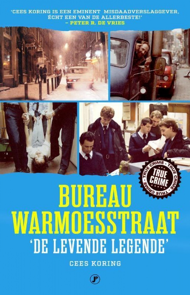 Cees Koring,Bureau Warmoesstraat, `de levende legende`