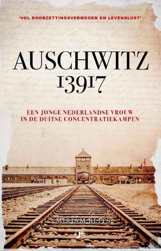 Mirjam Blits,Auschwitz 13917