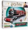 <b>Wrb-01009</b>,Wrebbit puzzel 3d - harry potter hogwarts express - 460