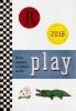 ,<b>Redstone Diary 2018: Play</b>