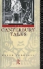Derek Pearsall, The Canterbury Tales