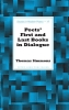 Simmons, Thomas, Poets` First and Last Books in Dialogue
