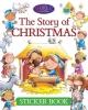 David, Juliet, The Story of Christmas Sticker Book