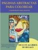 Garcia Santiago, Colorterapia para adultos (Paginas abstractas para colorear)