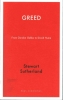Sutherland, Stewart, Greed - From Gordon Gekko to David Hume