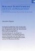 Nippgen, Alexander, Verhaltenspflichten des Vorstands der Zielgesellschaft bei feindlichen ?bernahmeangeboten