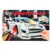 , Monster cars pocket kleurboek