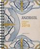 ,<b>Bureau Agenda 2018 Jugendstil</b>