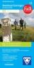, Falk/VVV wandelkaart 11 Noordoost Groningen met Borkum 1e druk recente uitgave