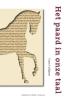 Frans Collignon, Het paard in onze taal