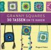 <b>Margaret  Hubert</b>,Granny Squares - 30 tassen om te haken
