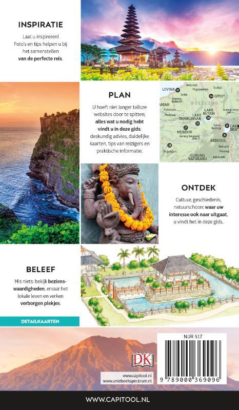 Capitool,Bali & Lombok