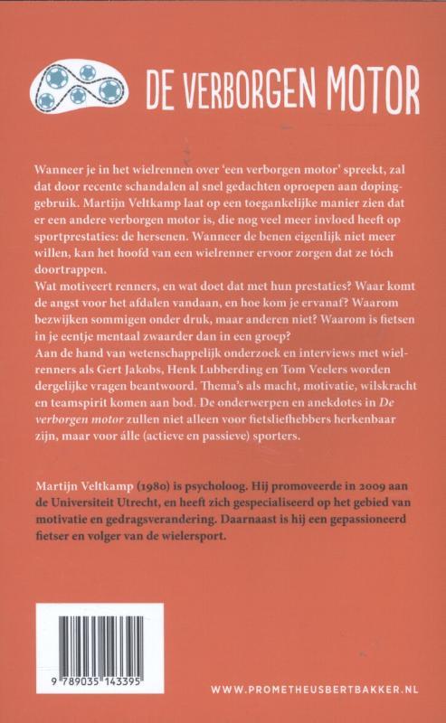 Martijn Veltkamp,De verborgen motor